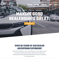 Car Dealership Advertising