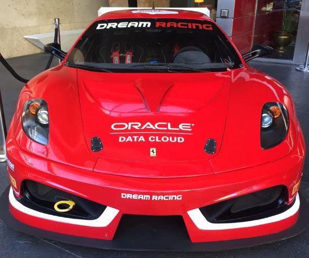 Oracle Data Cloud Automotive